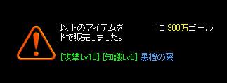 ダメLV10翼
